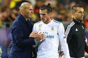 Hé lộ lý do thực sự khiến HLV Zidane dứt áo Real Madrid