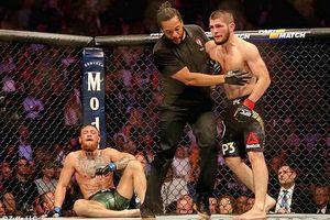 'Gã điên' McGregor là người tấn công đối thủ, trước khi 'dính' no đòn!