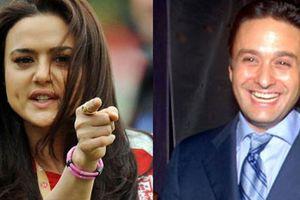Tòa án Bombay hủy bỏ cáo buộc của nữ diễn viên điện ảnh Bollyhood Preity Zinta