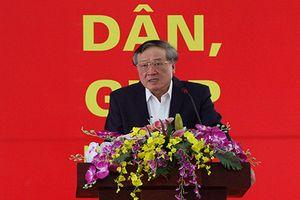 TANDTC tổ chức Hội nghị học tập, quán triệt Nghị quyết Trung ương 8 khóa XII của Đảng