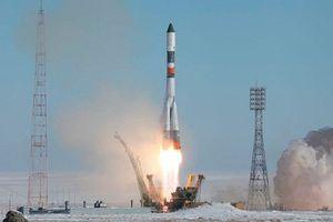 Tên lửa Soyz của Nga hạ cánh khẩn cấp