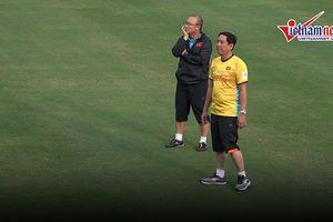 Xuất hiện trợ lý đắc lực mới của HLV Park Hang-seo