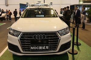 Audi công bố mẫu xe Audi Q7 tự lái