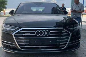 Audi A8 2019 nhập khẩu tư nhân giá hơn 300.000 USD tại Việt Nam