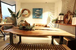 Mang thiên nhiên vào nhà với phong cách nội thất của những năm 60