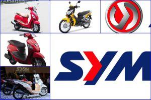 Bảng giá xe máy SYM mới nhất tháng 10/2018