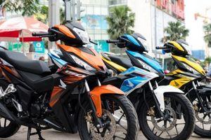 Trên 2,3 triệu chiếc đã được bán ra: Thị trường xe máy Việt vẫn tiếp tục tăng trưởng