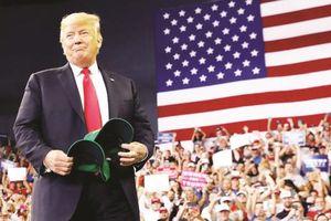 Phép thử đối với sự lãnh đạo của Tổng thống Donald Trump