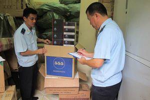 Hải quan Quảng Ninh thu giữ thuốc lá lậu trị giá gần 7 tỷ đồng