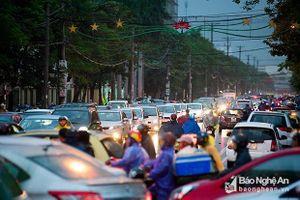 Nghệ An hiện có hơn 100.000 ôtô