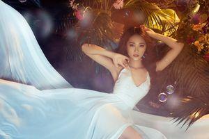Hoa hậu ảnh Ngọc Nữ đẹp lạ trong bộ ảnh mới