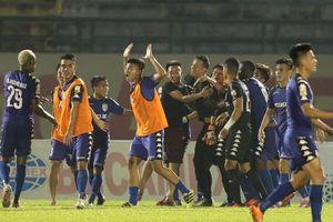 Cầm hòa nhà vô địch V.League, B.Bình Dương vào chung kết Cúp Quốc gia