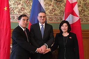 Nga-Trung-Triều kêu gọi LHQ cân nhắc lại lệnh trừng phạt Bình Nhưỡng