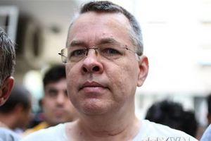 Mỹ muốn Thổ Nhĩ Kỳ trả tự do mục sư Brunson để cải thiện quan hệ