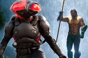 'Aquaman: Đế vương Atlantis' sẽ là cứu cánh của vũ trụ DC?