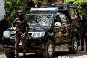 Ai Cập phạt tử hình 17 đối tượng liên quan tới các vụ đánh bom nhà thờ