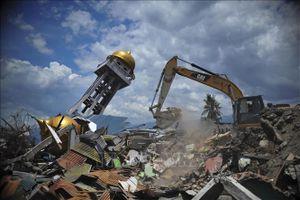 Động đất, sóng thần tại Indonesia: Kéo dài thời gian tìm kiếm nạn nhân