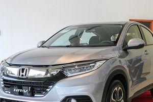 Honda HR-V 'giá chát' tặng kèm phụ kiện cho khách Việt