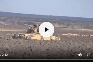Clip: Quân đội Syria 'tống cổ' IS khỏi khu vực núi lửa chiến lược