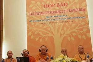 Trên 1.500 chức sắc, lãnh đạo các giáo hội tham gia Đại lễ Vesak tại Việt Nam
