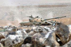 Quân đội Syria đập tan IS phản công lớn trong 'nồi hầm' Al-Safa