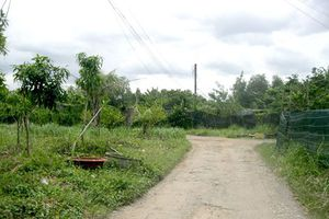 Danh mục 28 dự án cần thu hồi đất
