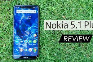 Giá 4,5 triệu đồng, có nên mua Nokia 5.1 Plus?
