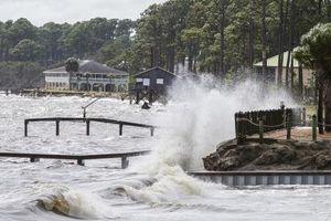 Bão Michael đã đổ bộ vào khu vực ven biển bang Florida