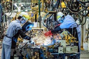 Tăng trưởng công nghiệp của Tp. Hồ Chí Minh đạt mức khá
