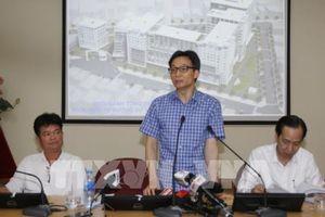 Phó Thủ tướng: Bộ Y tế cần đẩy mạnh lộ trình cho bệnh viện linh hoạt tự chủ tài chính