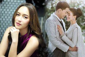 Bạn trai cũ từng hẹn hò 5 năm của Bee Namthip kết hôn với Á hậu Thái kém 21 tuổi
