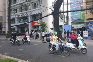 Vụ cô gái trẻ rơi từ tòa nhà Saigon Mansion xuống đất tử vong: Thư tuyệt mệnh hé lộ nguyên nhân