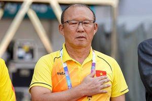 HLV Lê Thụy Hải: 'Tình thế của ông Park đang rất khó khăn'