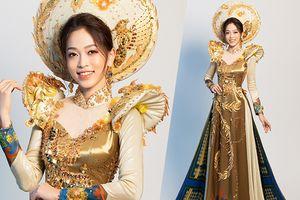 Hé lộ trang phục truyền thống cầu kỳ có đến 5 phượng hoàng của Phương Nga và ý nghĩa độc đáo chẳng ai ngờ tới