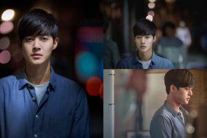 Bấn loạn trước tạo hình 'mỹ nam thần sầu' của Kim Hyun Joong trong phim 'When Time Stopped'