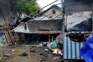Hỏa hoạn thiêu rụi căn nhà cấp 4, một cụ bà tử vong thương tâm