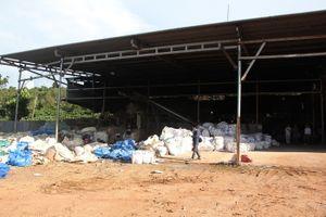 Đắk Nông: Dân 'cầu cứu' vì cơ sở sản xuất hạt nhựa gây mùi khó chịu