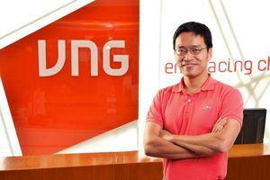 Chủ tịch VNG Lê Hồng Minh: TOP 10 doanh nhân trẻ xuất sắc TP. HCM
