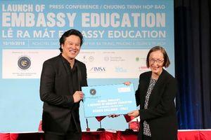 Thanh Bùi sáng lập hệ thống giáo dục Embassy Education tại Việt Nam