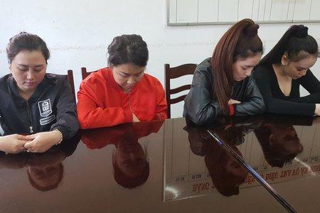 Nữ nhân viên Spa ở Gia Lai bị đánh: 4 cô gái bị tạm giữ