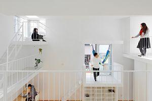 Nhà 1 tầng chỉ 48m2 mà rộng 'thênh thang' nhờ thiết kế thông minh