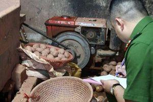 Nông sản Trung Quốc 'hô biến' thành nông sản Đà Lạt tuồn vào Tp. Hồ Chí Minh