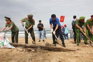 Tổng kết chiến dịch 'Hãy làm sạch biển'