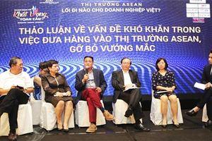 Nếu chưa mạnh ở thị trường nội địa, doanh nghiệp Việt đừng vội nghĩ ra biển lớn