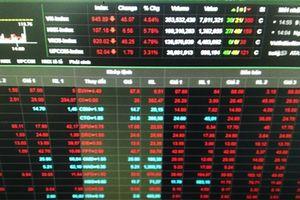 Chứng khoán Việt Nam lao dốc theo thị trường thế giới