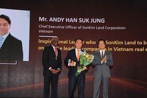 Mekong Capital, SonKim Land được vinh danh tại The Asia HRD Awards 2018