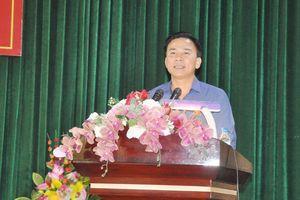 Đoàn ĐBQH tỉnh tiếp xúc cử tri huyện Quan Hóa