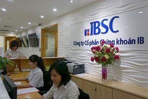 Chứng khoán IB chào bán riêng lẻ 20 triệu cổ phiếu