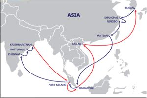 Cần nghị quyết chuyên đề phát triển dịch vụ cảng biển