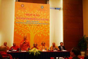 Việt Nam đăng cai tổ chức Đại lễ Vesak Liên hợp quốc năm 2019